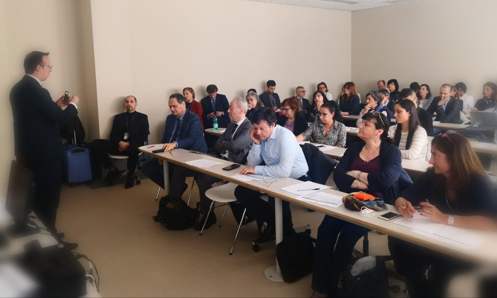A Roma, il primo incontro formativo del 2019 organizzato da Network JCI